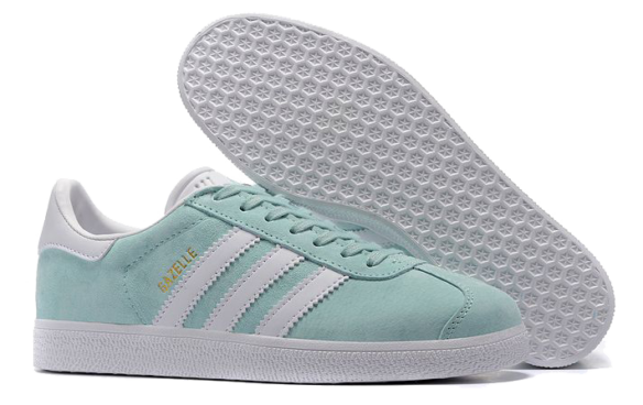 Фото Adidas Gazelle Ice Mint Мятные - 2